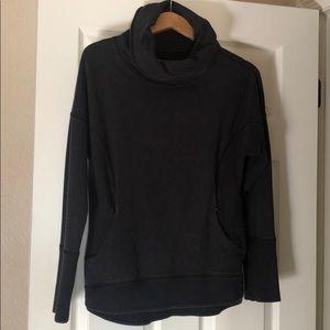 Lululemon cowl neck pullover sweater